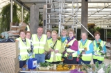 John with Chelsea Flower Show 'Gold' medalists 2013.