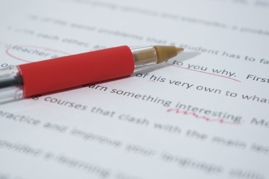Proofreading & Copywriting